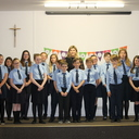 St Thomas' Primary School P7 Leavers Mass & Presentation Celebration photo album thumbnail 27