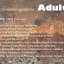 The Name of God is Mercy - Confession Guide for Adults photo album thumbnail 2