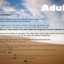 The Name of God is Mercy - Confession Guide for Adults photo album thumbnail 12